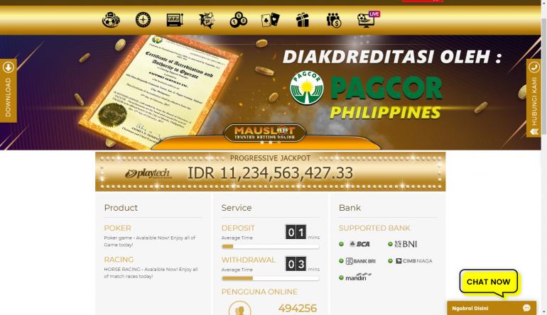 Bandar Slot Online Terpercaya & Terlengkap di Indonesia
