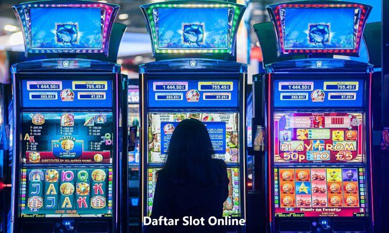 Cara Main Slot Online