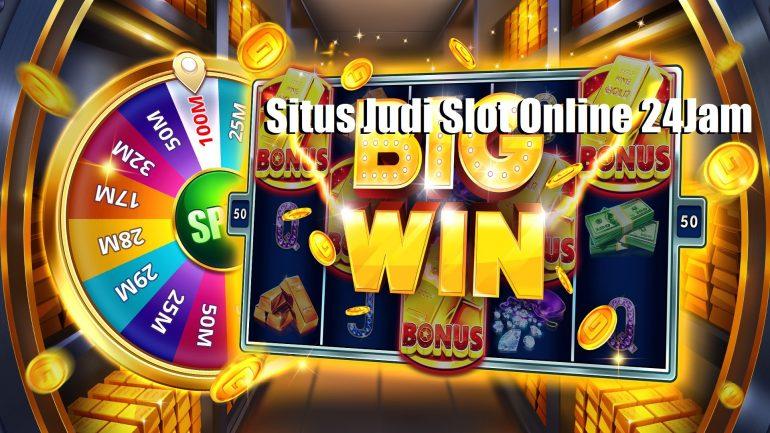 Situs Judi Slot Online 24Jam