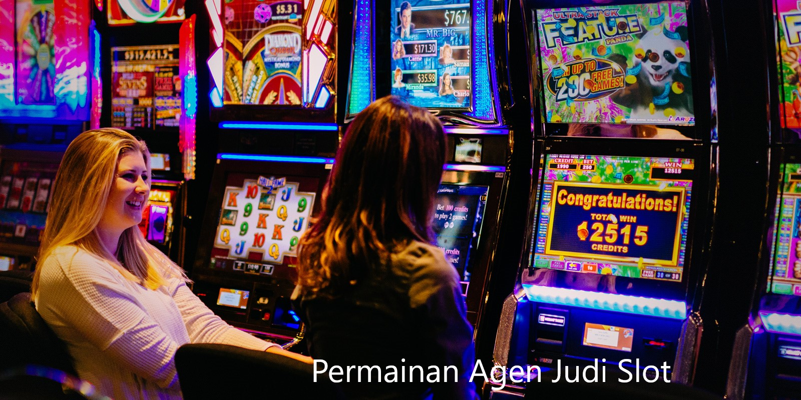 Game Mesin Judi Slot